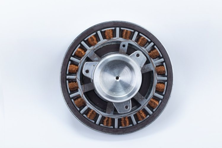 BLDC Elektrik Motor